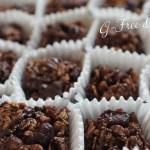 Maple Walnut Granola Bites