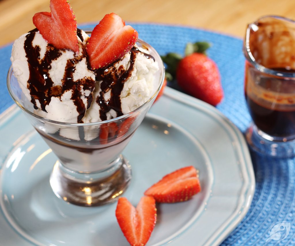 Balsamic Chocolate Sauce