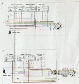 Secret Diagram: Discuss Wiring diagram yamaha 703 remote