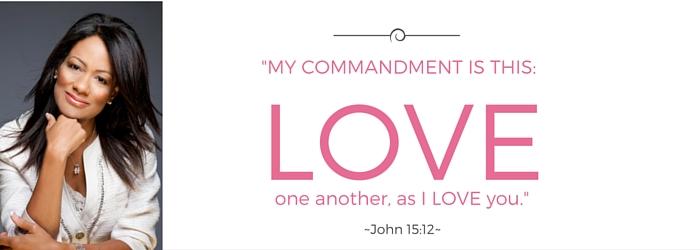 Giving - John 15-12