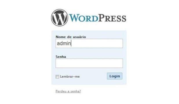 Resultado de imagem para Como recuperar a senha do administrador do wordpress
