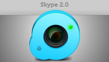 icone skype