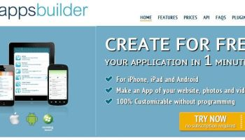 appsbuilder, web 2.0, tablet, ipad, android
