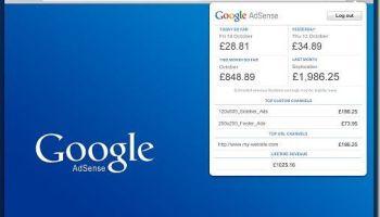 google adsense no google chrome