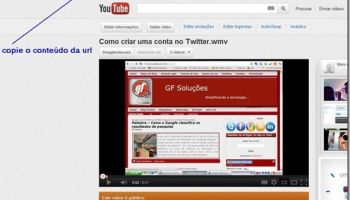 como baixar videos no youtube