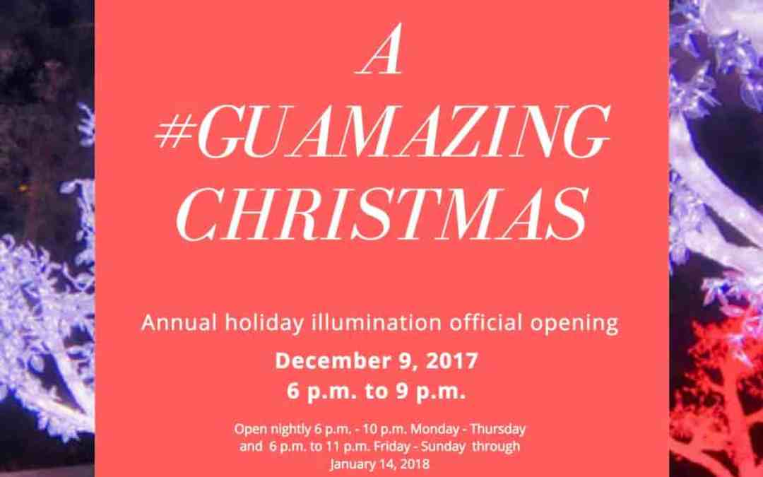 GVB ANNUAL HOLIDAY ILLUMINATION VILLAGE OFFICIAL OPENING 12/09/17