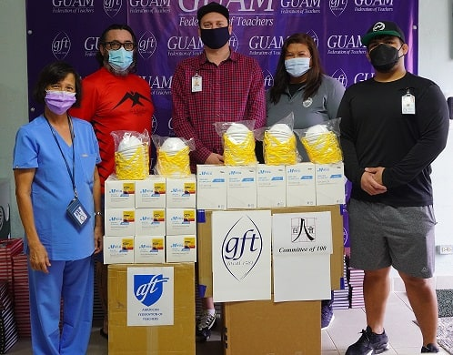 PPE DONATION FOR HEALTHCARE WORKERS