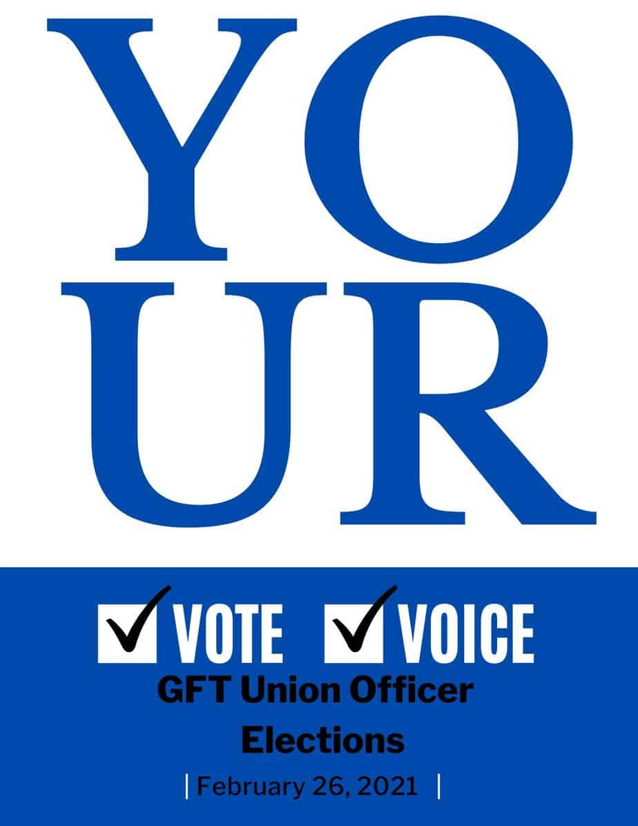 GFT ELECTION NOTICE