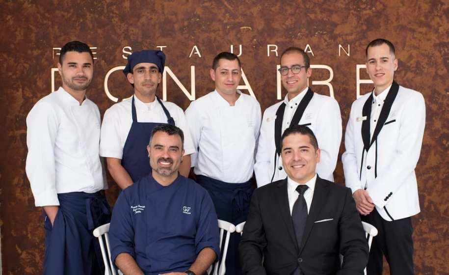 Restaurante Donaire Staff GF Victoria