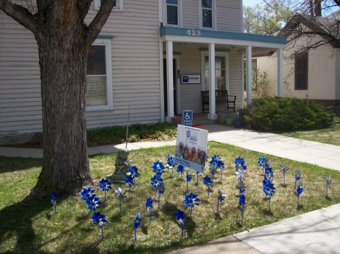 Pinwheels for Prevention; Pinwheel Gardens