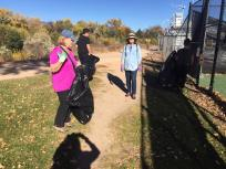 Pikes Peak Greenway Trail; Gallery; Pikes Peak Greenway Trail Cleanup