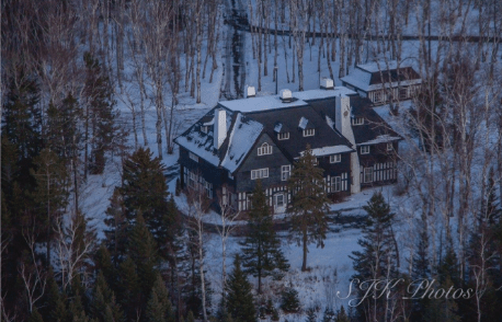 Grand Falls House