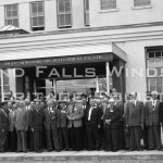London Goodwill Tour. Grand Falls. Tour arranged by Mr. Dickson and F. Glass. September 7, 1956
