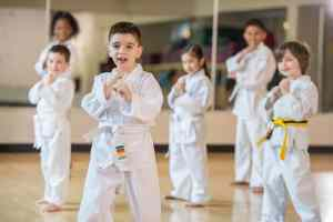 Kids Karate Classes