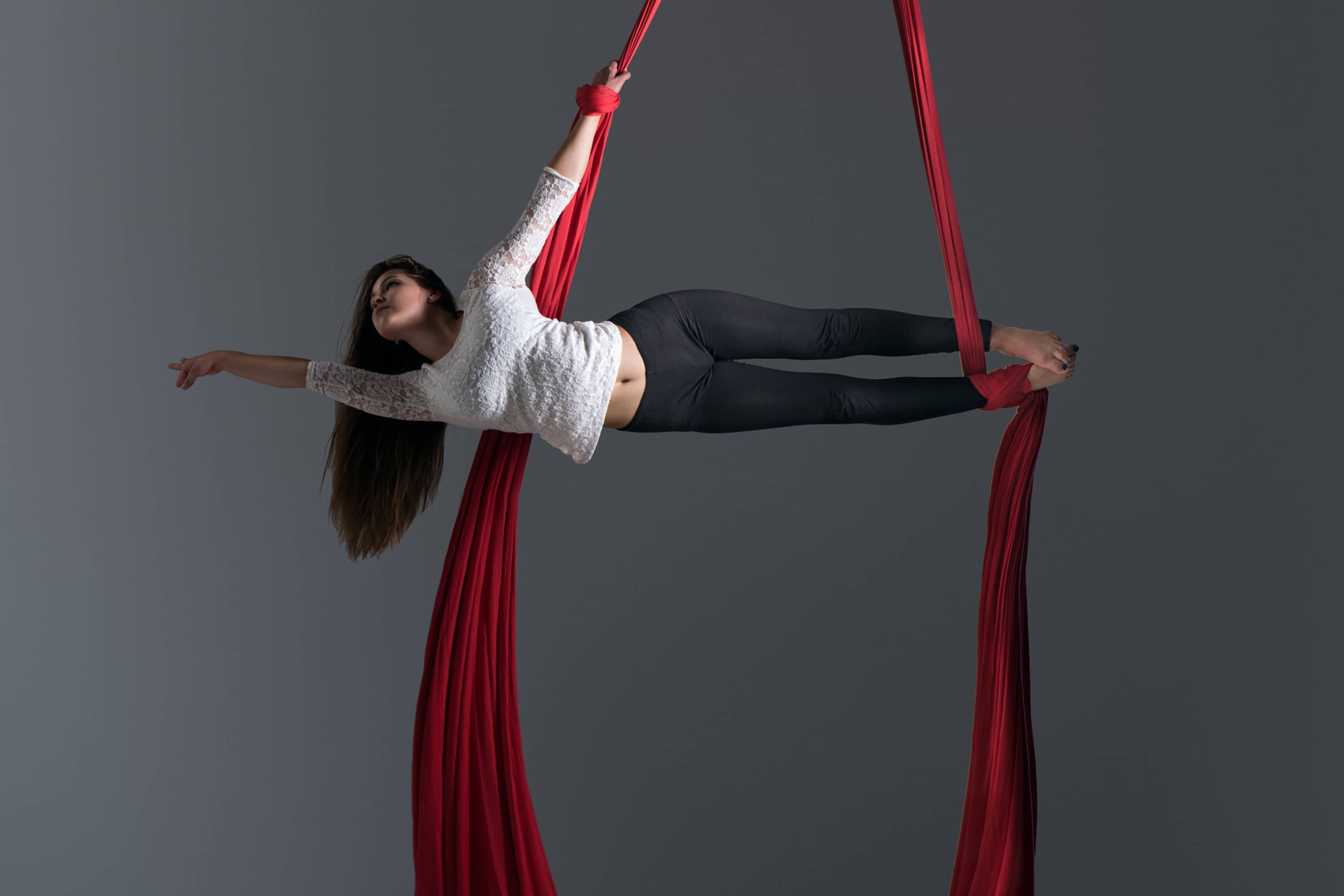 Aerial Pilates Classes in Dubai
