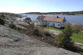 KNATTEN: Johan Borgens hjem i mer enn 20 år.