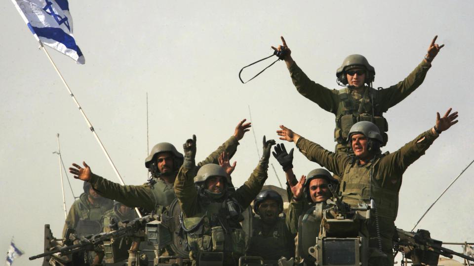 Netanyahu lovar att fredsforhandla