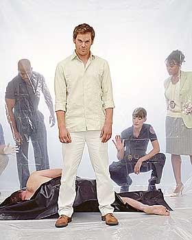 «Dexter» vises av Showtime - kanalen som tidligere har laget serier som «Weeds» og «Sleeper Cell».