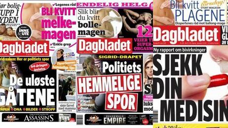 Dagbladets illustrasjonsmage (Nimble)