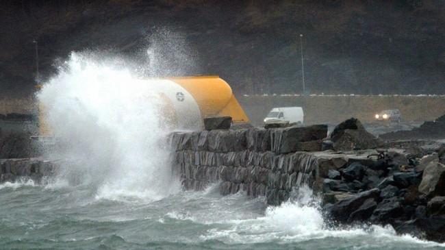 Storm  (Foto: Gorm Kallestad/Scanpix)