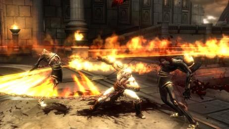 God of war III screenshot (Foto: SCEE (utgiver))