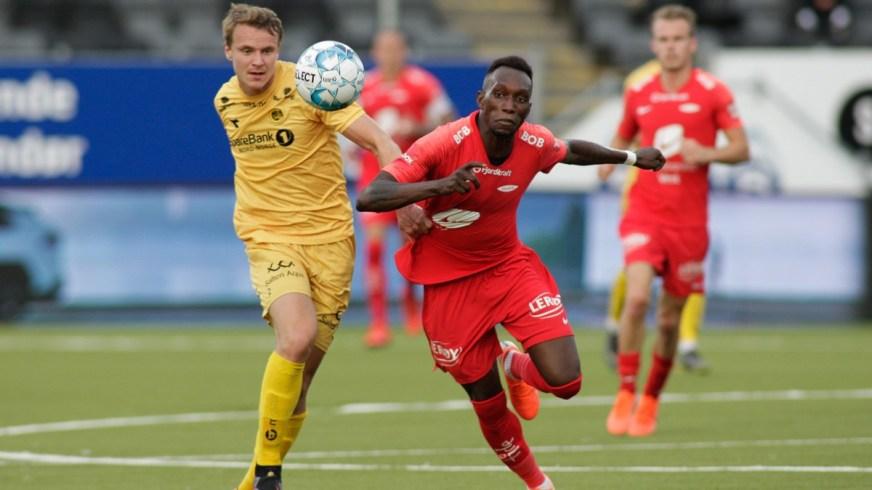Brann vann i Bodø – NRK Sport – Sportsnyheter, resultater ...