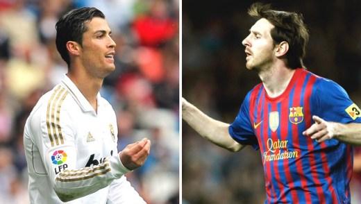 Ronaldo Lionel Messi (La Liga)
