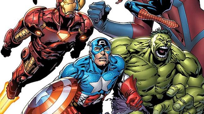 The Avengers (Foto: Aaron Lopresti/Marvel)