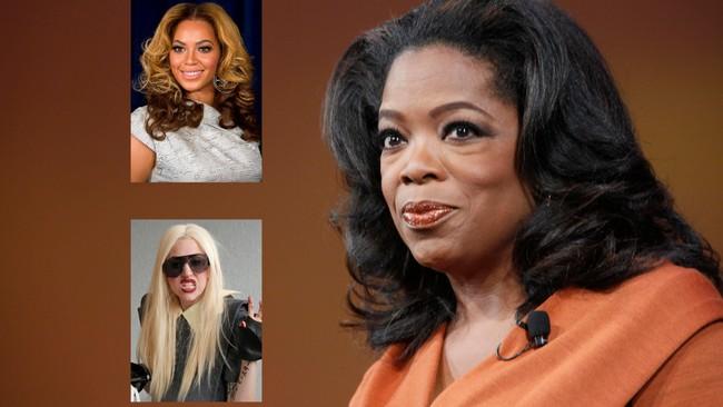 Oprah topper kjendisliste (AP/ Scanpix)