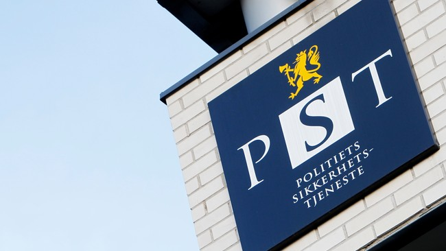 Politiets sikkerhetstjeneste (PST) (Foto: Larsen,  Håkon Mosvold/SCANPIX)