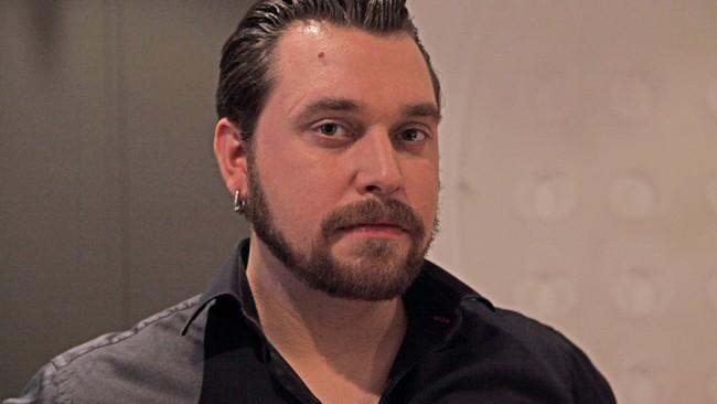 Carl Espen (Foto: Steinar Suvatne/NRK)