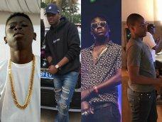 TOP 10 des jeunes rappeurs ivoirien du moment ; Mc one ,Kozak,Nour etc ..
