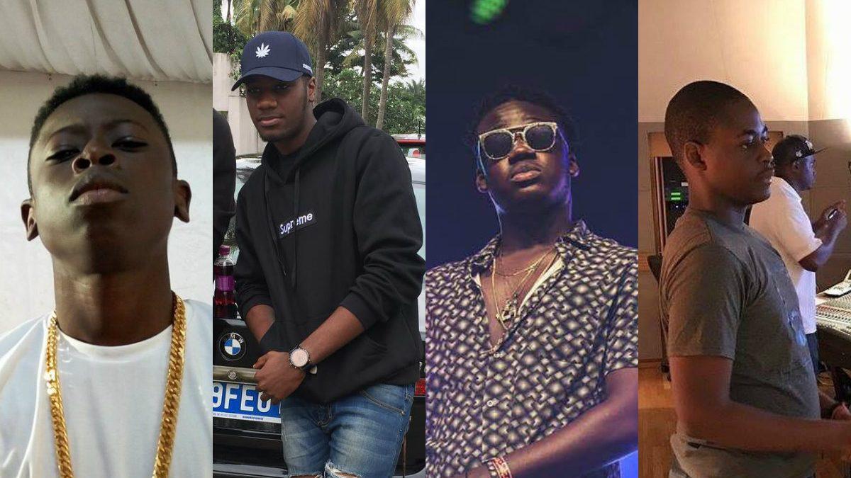 TOP 10 des jeunes rappeurs ivoirien du moment ; Mc one ,Kozak,Nour etc .. ( 2018 )