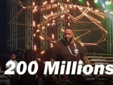 5 stars qui ont été en concert a Abidjan avec les plus gros cachets … Rick ross 200.000.000 FrsCfa
