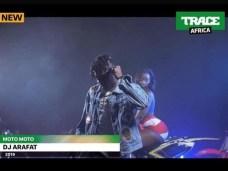 1 million de vues en 24h , Trace Africa décide de diffuser le clip MOTO MOTO de dj arafat ?