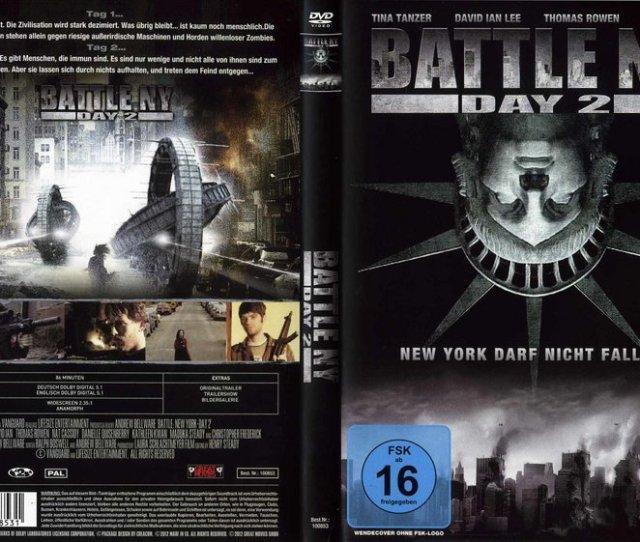 Battle Ny Day 2 Dvd