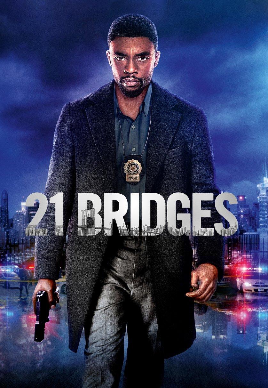 We did not find results for: 21 Bridges: DVD, Blu-ray oder VoD leihen - VIDEOBUSTER.de