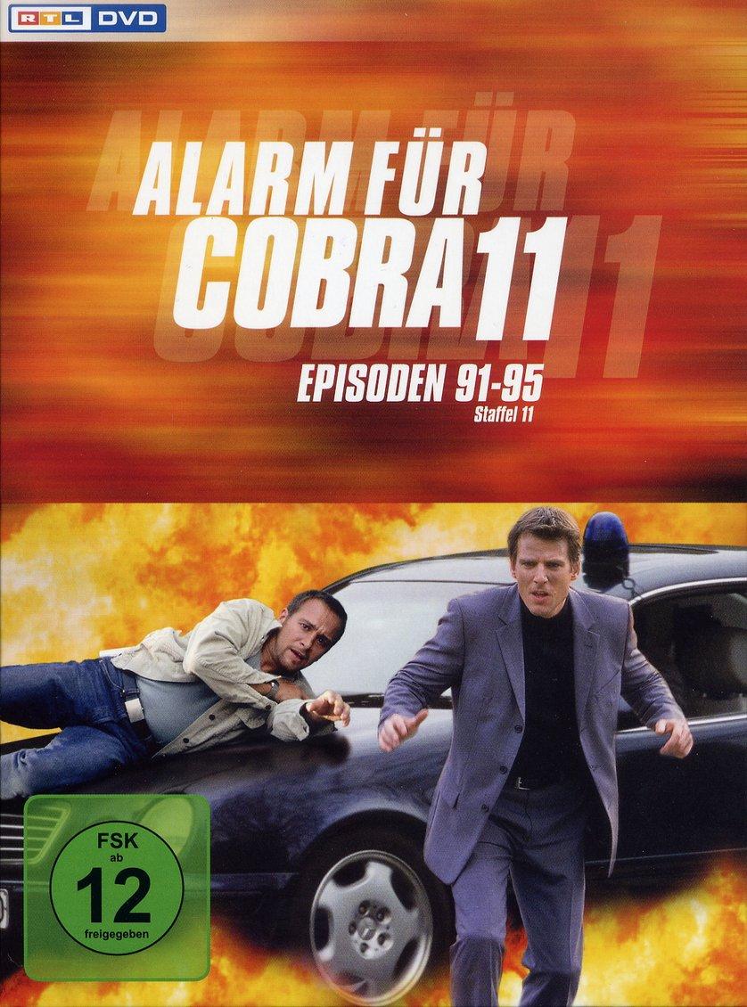 Alarm für Cobra 11 - Staffel 11: DVD oder Blu-ray leihen