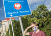 Opening borders.  Silesians can now enter the Czech Republic