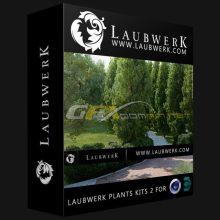 Laubwerk Plants Kit 1-7 v1 0 28 for SketchUp 2019 Win | GFXDomain Blog
