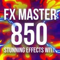 VIDEOHIVE FX MASTER - CARTOON ACTION ELEMENTS