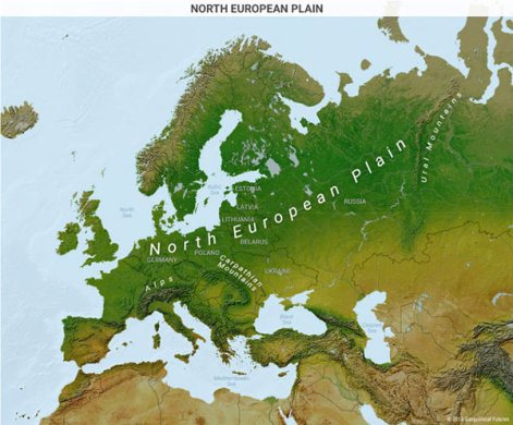 4 Political Maps of Europe That Explain Its Geopolitics   Mauldin     Click to enlarge