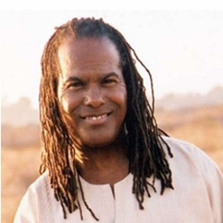 Michael Bernard Beckwith, author, and founder of the Agape International Spiritual Center