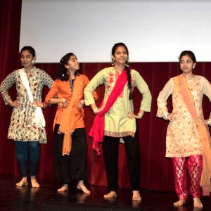 Pakistansk folkdans
