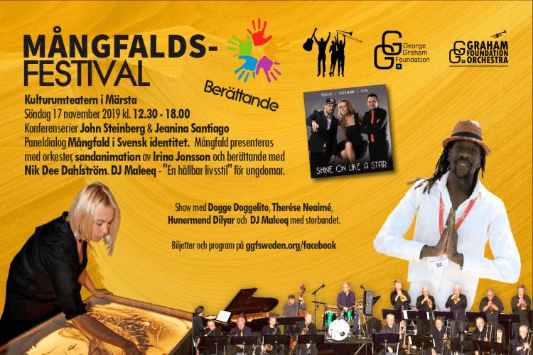 Mångfaldsfestival 2019