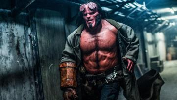 hellboy new trailer and poster
