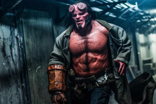 Hellboy new poster and trailer. Will you watch the movie?