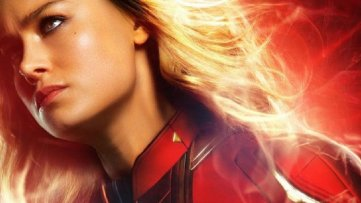 new captain marvel posters