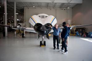 A&P training and avionics