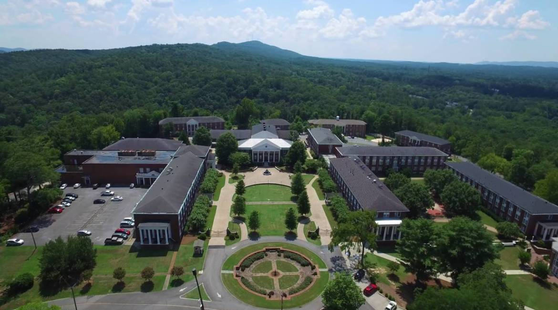 Shorter university georgia